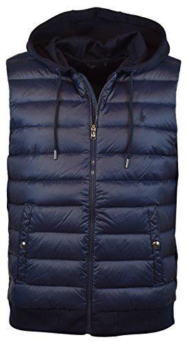 Polo Ralph Lauren Men's Fill Double-Knit Down Vest