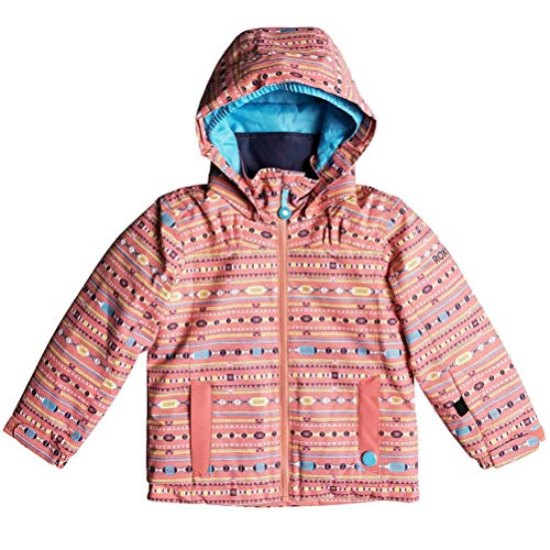 ROXY Girls' Toddler Mini Jetty Snow Jacket