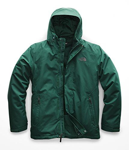 The North Face Men's Inlux Insulated Jacket - Botanical Garden Green