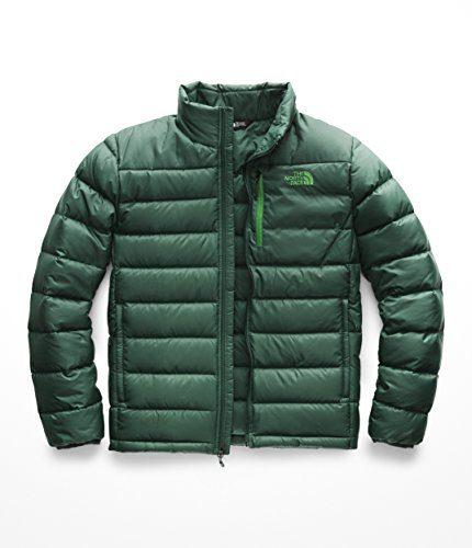 The North Face Men's Aconcagua Jacket, Botanical Garden Green
