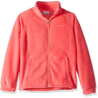 Columbia Girls Benton Springs Fleece Jacket
