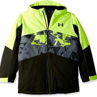 Under Armour Boys' Big Zumatrek Jacket