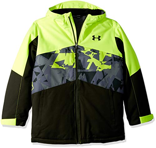 Under Armour Boys' Big Zumatrek Jacket