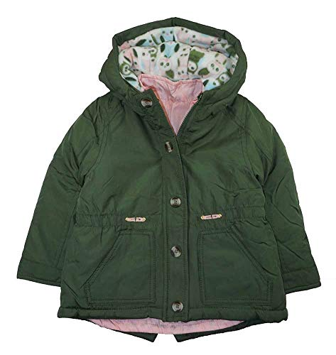 Carter's Little Girls' Toddler 4 in 1 Outerwear Jacket