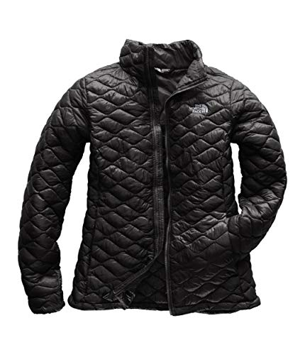 The North Face Women Thermoball Full Zip - TNF Black - S