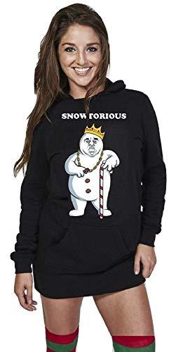 Snowtorious - Hoodie Dress