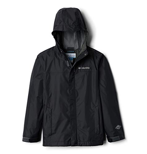 Columbia Boys' Big Watertight Jacket, Waterproof and Breathable