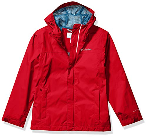 Columbia Boys' Big Watertight Jacket, Waterproof and Breathable