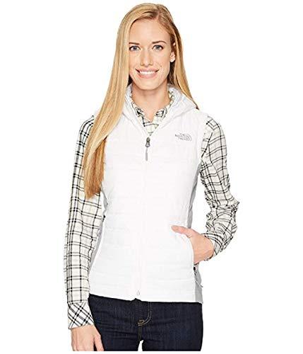 The North Face Mashup Vest TNF White/Mid Grey Women's Vest