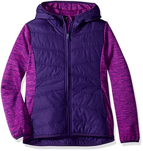 Under Armour Girls' Big ColdGear Minaret Vista Hybrid Jacket
