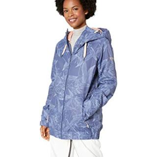 Roxy SNOW Junior's Valley Hoodie Snow Jacket