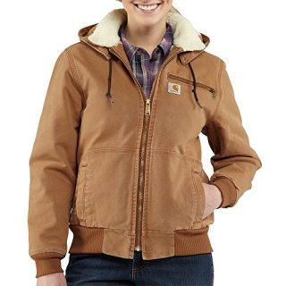 Carhartt Women's Women's Weathered Duck Jacket