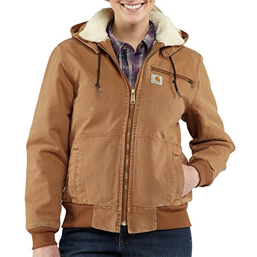 Carhartt Women's Women's Weathered Duck Jacket