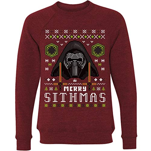 Customized Girl Ugly Xmas Sithmas Sweater
