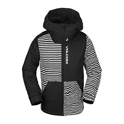 Volcom Boys' Big Vernon Insulated 2 Layer Shell Snow Jacket