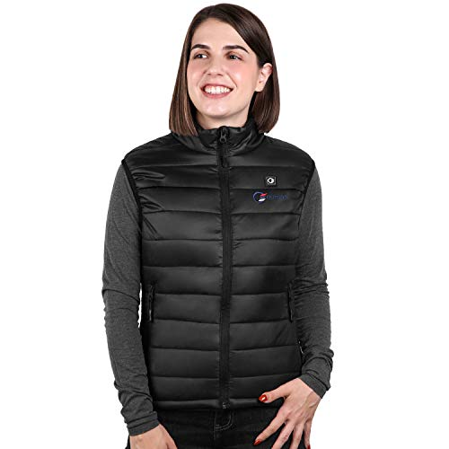 OUTCOOL Women's Heated Vest Slim Fit Insulated Heating Vest