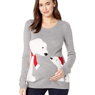 Motherhood Maternity Women's Maternity Long Sleeve