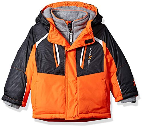ZeroXposur Baby Boys Heavyweight Jacket, Baby Winter Coat