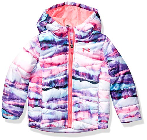 Under Armour Baby Girls' Big ColdGear Prime Puffer Jacket