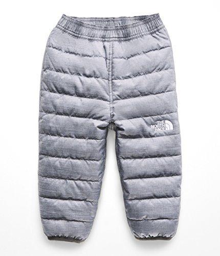 The North Face Infant Rev Perrito Pant - TNF Medium Grey
