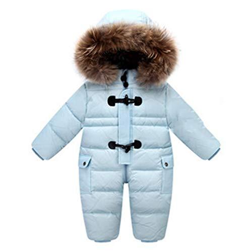 CHUN YUJIE Designed for Russian Winter Baby Snowsuit