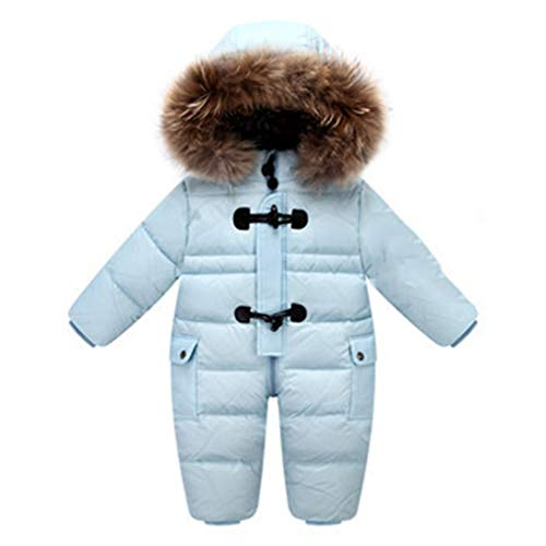 CHUN YUJIE Designed for Russian Winter Baby Snowsuit
