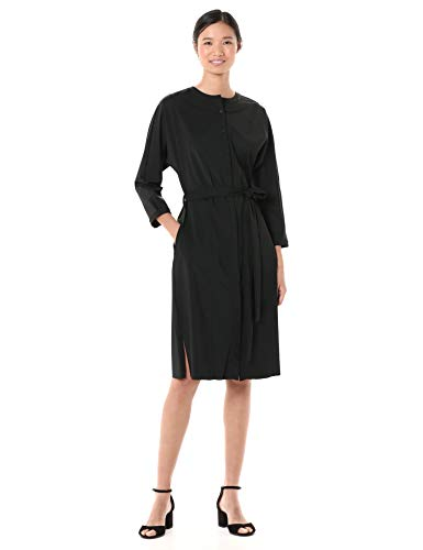 Lyssé Women's Tilden Dress, Black, L