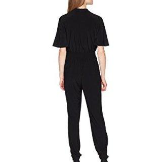 Laundry by Shelli Segal Women's Matte Jersey Jumpsuit-Old