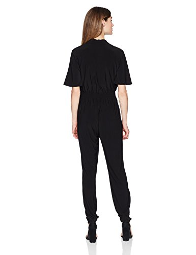 Laundry by Shelli Segal Women's Matte Jersey Jumpsuit-Old