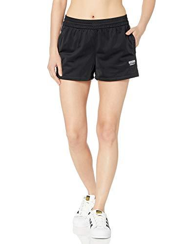 adidas Originals Women's Tape Short, black, Medium
