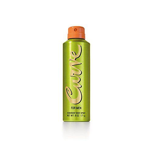 Curve for Men, Men's Deodorant Spray