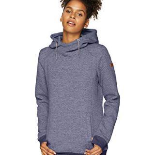 Roxy Snow Women's Junior Dipsy Pullover Hooded Sweatshirt Sweater