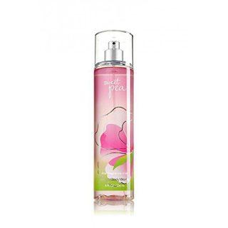 Bath Body Works Sweet Pea 8.0 oz Fine Fragrance Mist