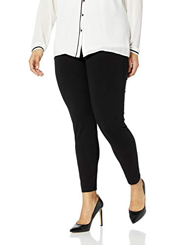 No nonsense Women's Plus Size Cotton Leggings