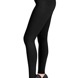 SATINA #1 High Waisted Buttery Soft Leggings | Regular and Plus Size
