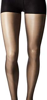 DKNY Women's Ultra Sheer Control Top, black 124, Medium