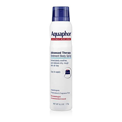 Aquaphor Ointment Body Spray - Moisturizes and Heals Dry, Rough Skin