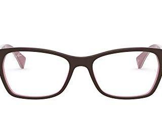 Ray-Ban Women's Butterfly Eyeglass Frames Non Polarized Prescription Eyewear
