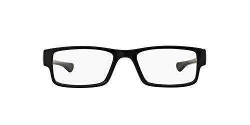 Oakley Men's Airdrop Rectangular Eyeglass Frames Non Polarized Prescription