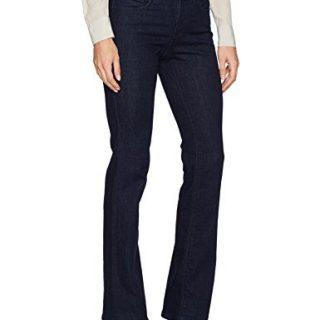 NYDJ Women's Barbara Bootcut Jeans, RINSE