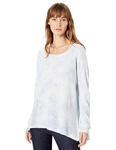 Splendid Women's Crewneck Long Sleeve Pullover Sweater Sweatshirt