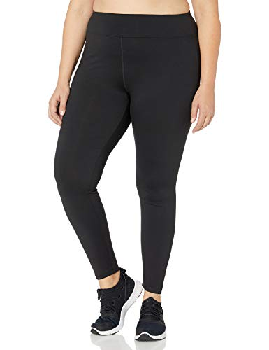 JUST MY SIZE Women's Plus Size Active Run Legging