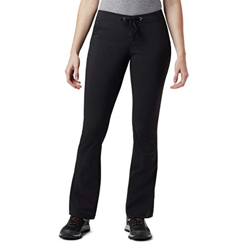 Columbia Women's Anytime Outdoor Boot Cut Pant, Black