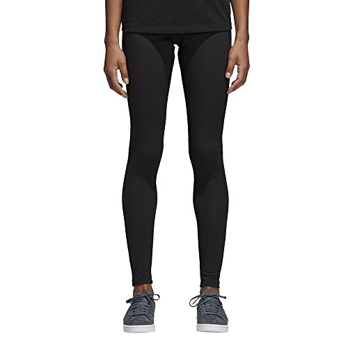 adidas Originals Women's Trefoil Leggings, Black/Mini Logo
