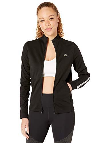 Lacoste Women's Fleece Taping Sweatshirt