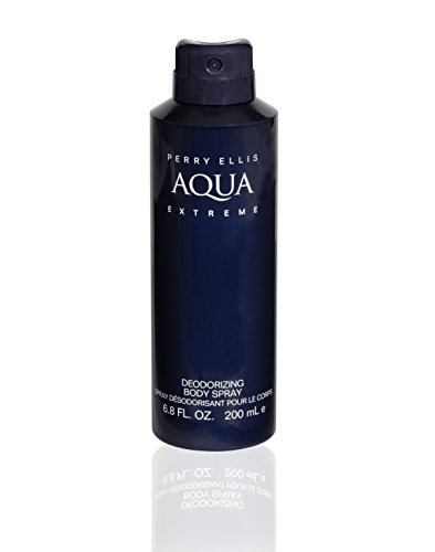 Perry Ellis Aqua Extreme, 6.8 fl oz Body Spray