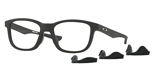 Oakley Cross Step Round Eyeglass Frames Non Polarized Prescription Eyewear