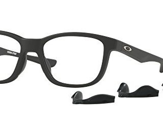 Oakley Cross Step Round Eyeglass Frames Non Polarized Prescription Eyewear