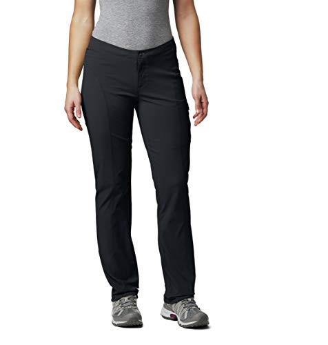 Columbia Women's Just Right Straight Leg Pant, Black
