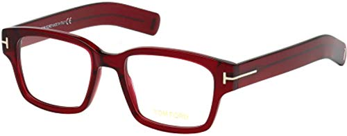 TOM FORD Eyeglasses Shiny Red